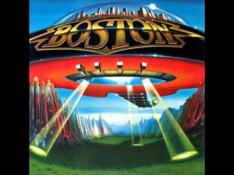 """Don't Look Back"" by Boston"