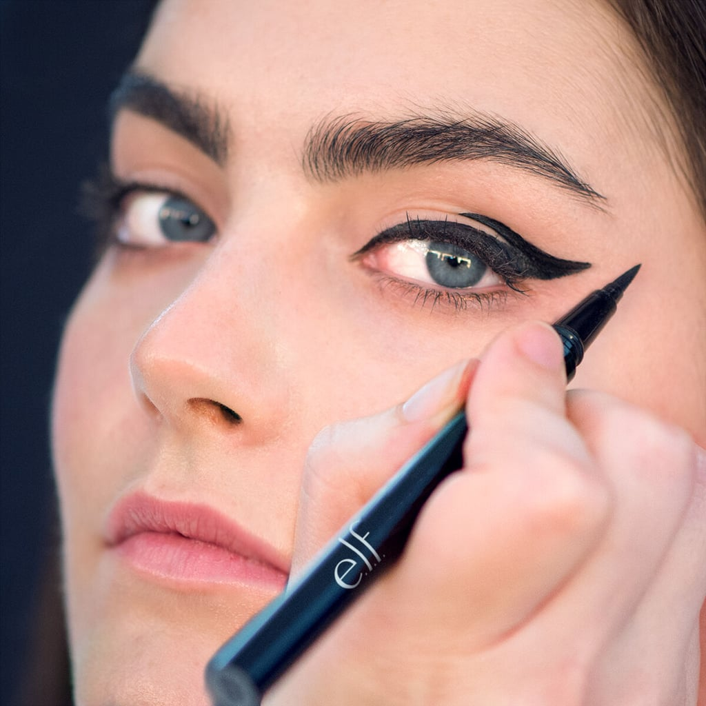 How to Create a Floating Eyeliner Look With e.l.f. Cosmetics
