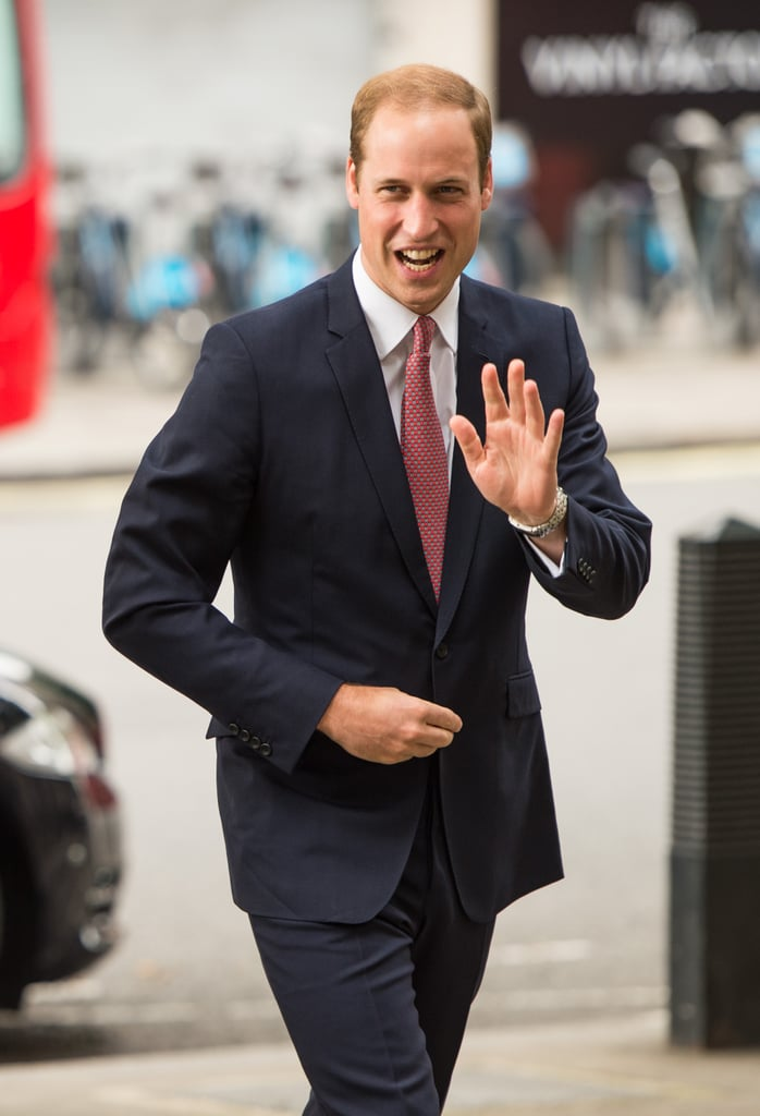 Prince William Breaks From His Royal Duties to Honour MH17 Victims
