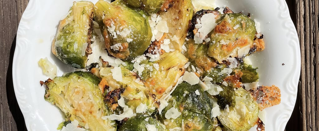 Smashed Brussels Sprouts TikTok Recipe With Photos