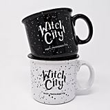 Witch City Ceramic Mug