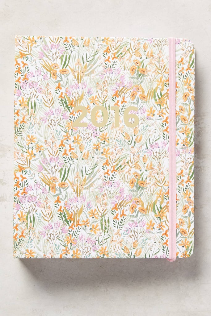 Lulie Wallace Tiny Blossoms 2016 Planner
