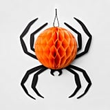 Hyde and Eek! Boutique Halloween Hanging Honeycomb Spider