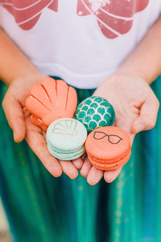 You're Going to Wish These Mermaid Macarons Were Part of Your World