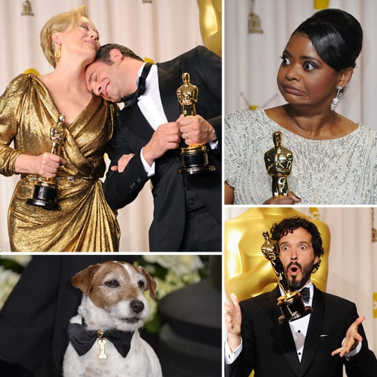 The Cutest Oscar Press Room Pictures You Have to See