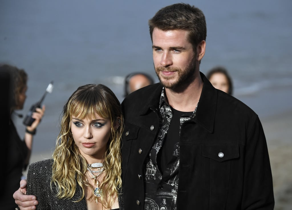 Miley Cyrus Has a Matchy-Matchy Date Night With Liam Hemsworth After Black Mirror Debut