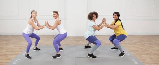 10-Minute Partner Tabata Workout