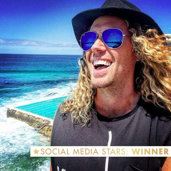 POPSUGAR Australia Social Media Stars Winner Tim Dormer
