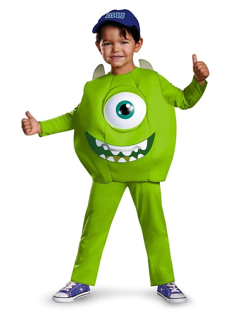 Monsters University Costume