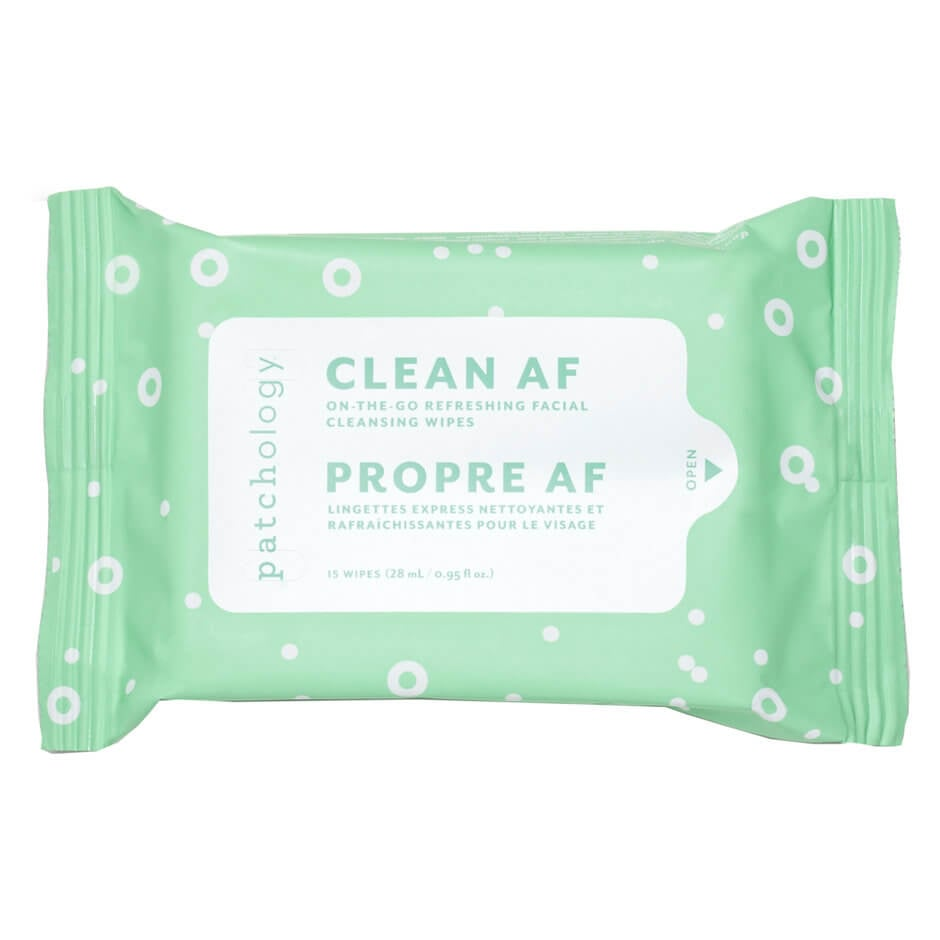 If You Can't Cleanse, Try a Face Wipe