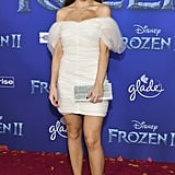 Jade Picon at the Frozen 2 Premiere in Los Angeles