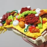 Food Made Out of Legos