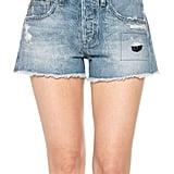 Joe's Jeans Distressed A-Line Cut-Off Shorts ($145)