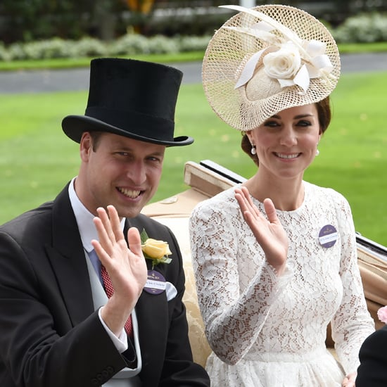 Duchess of Cambridge and Prince William Matching Outfits