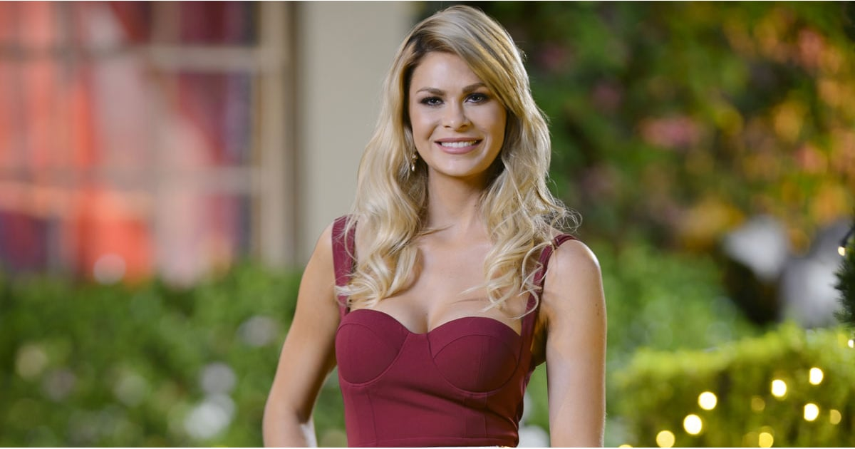 The Bachelor UK Photo: Interview With Megan Marx After Leaving The Bachelor 2016