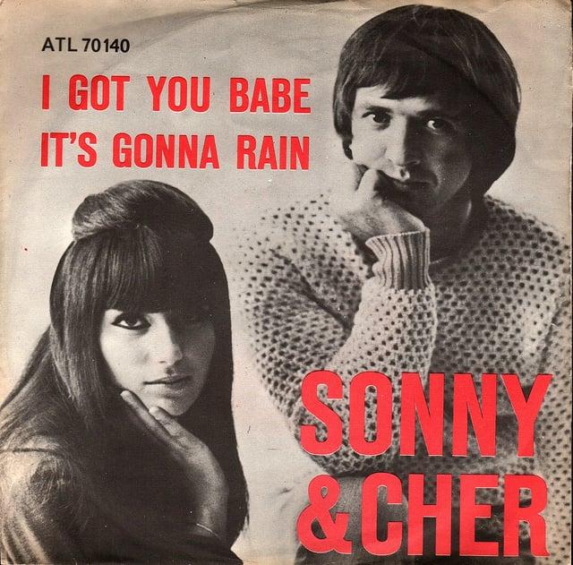 """I Got You Babe"" By Sonny & Cher"