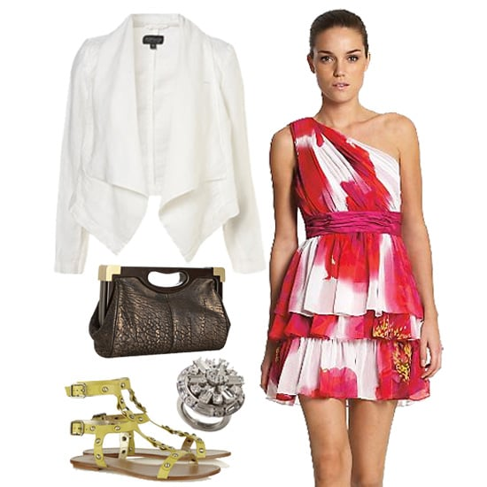 Outdoor Wedding Outfit Ideas: What To Wear To An Outdoor Wedding 2011-04-21 03:34:49