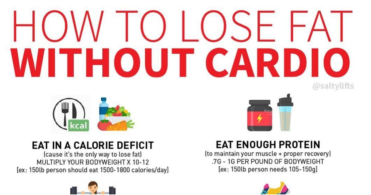 if you despise cardio do these 6 things to lose fat they re more