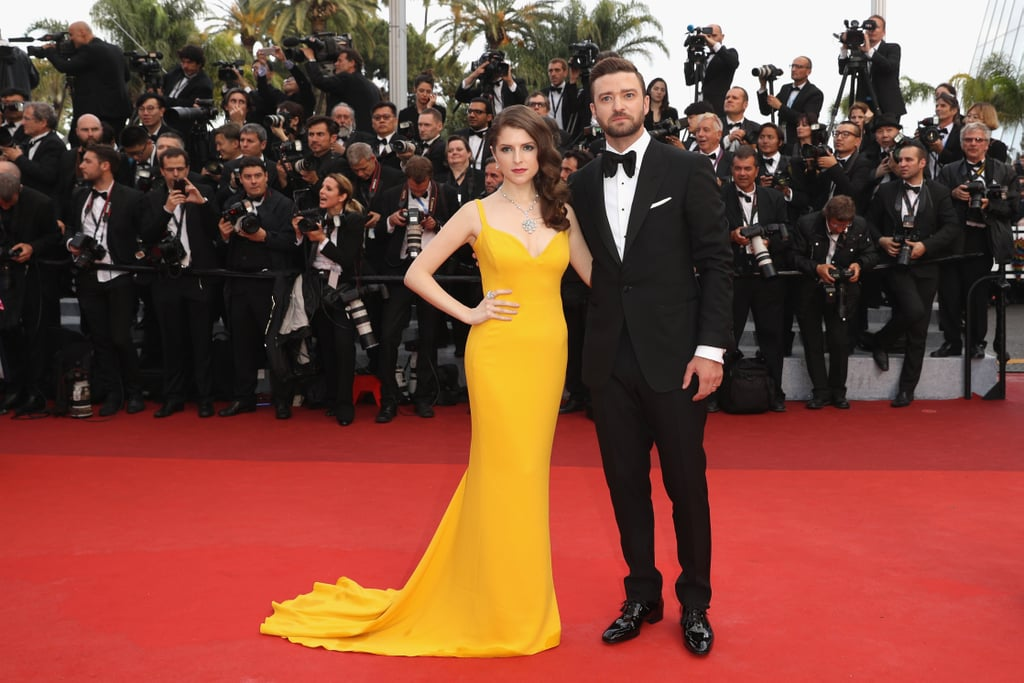 Anna Kendrick and Justin Timberlake attended the premiere of Cafe Society in 2016.