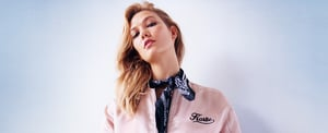 Karlie Kloss Just Made This British Brand Totally All American