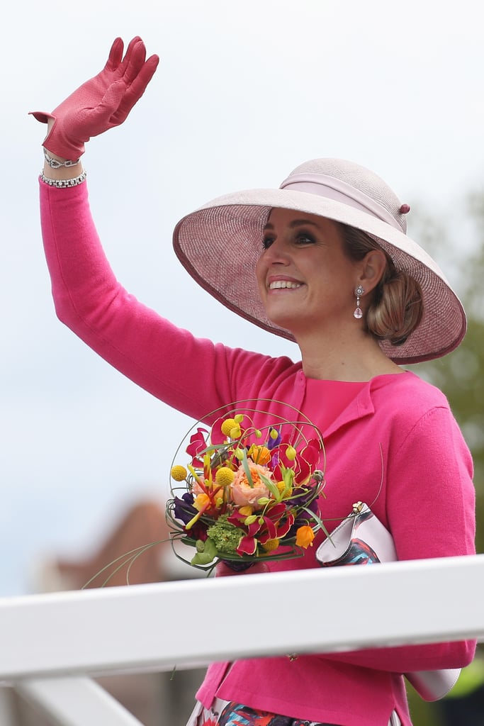 Queen Maxima King's Day Style 2016