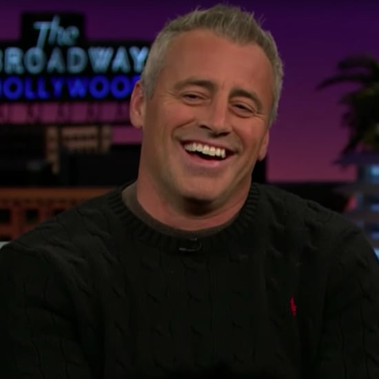 Lady Gaga and Matt LeBlanc Playing Would You Rather