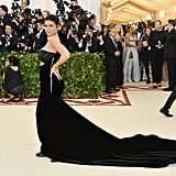 Kylie Jenner Alexander Wang Met Gala Dress 2018
