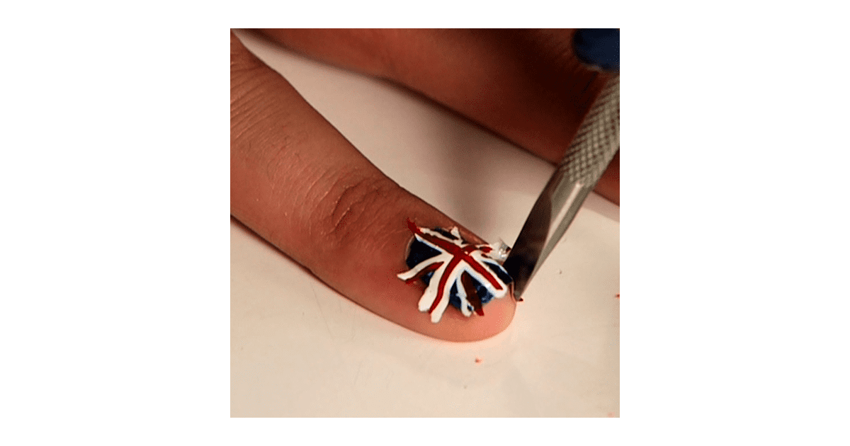 How to Make Your Own Nail Decals | POPSUGAR Beauty