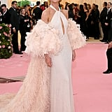 Rosie Huntington-Whiteley at the 2019 Met Gala