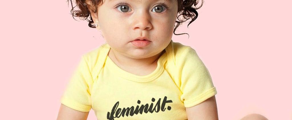 Empowering Feminist Onesies