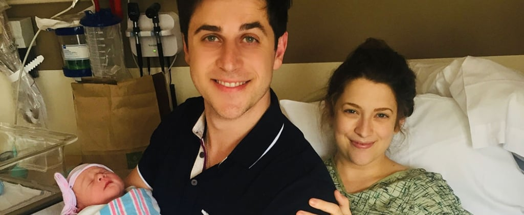 David Henrie and Maria Cahill Welcome First Baby 2019