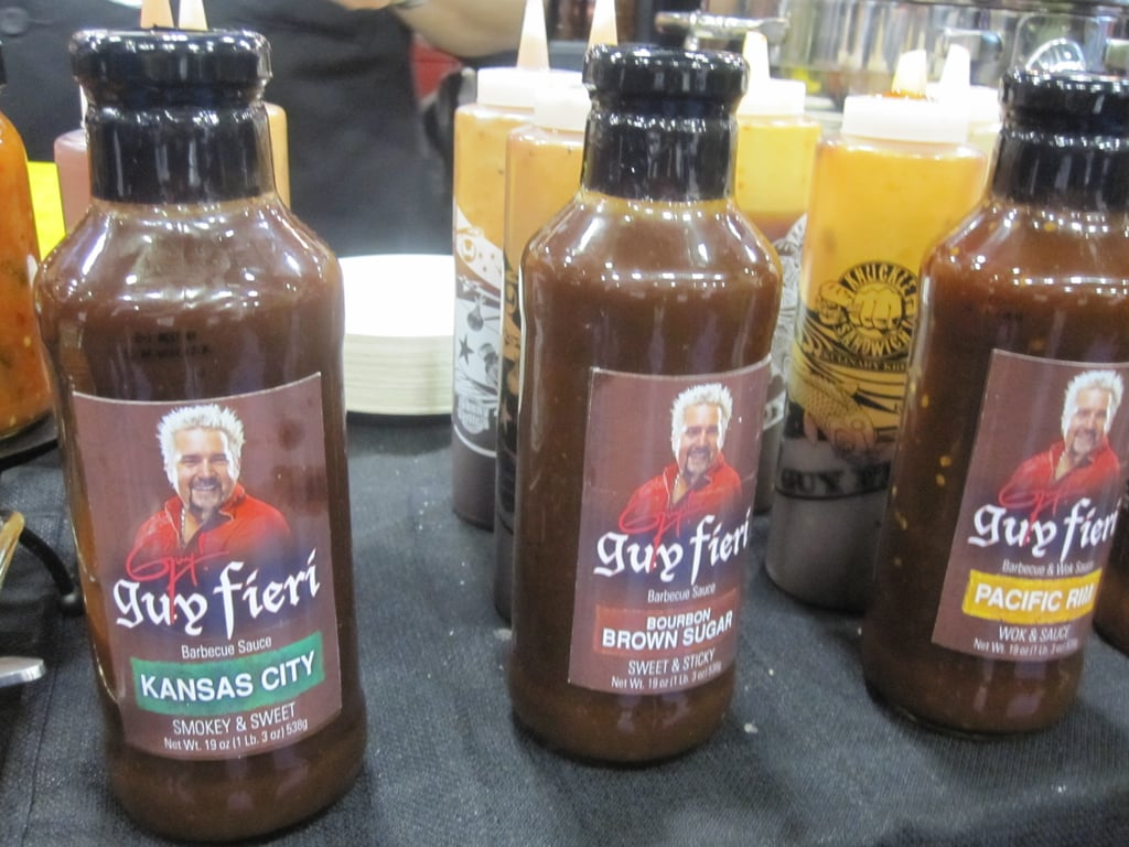 Photo Gallery: Guy Fieri's Condiments at the Fancy Foods Show