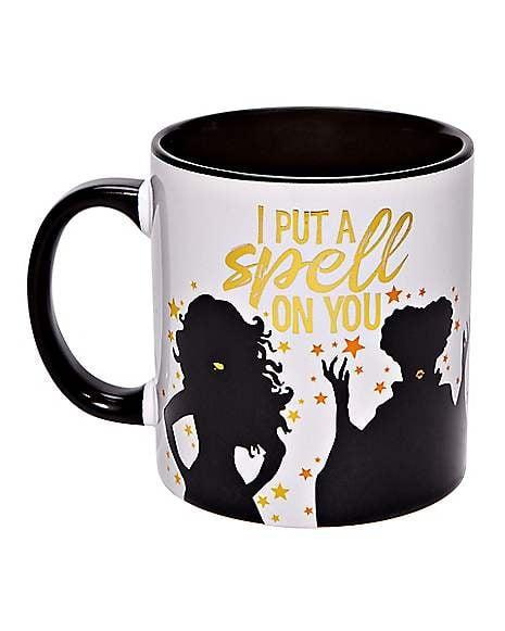 i put a spell on you coffee mug best hocus pocus mugs popsugar