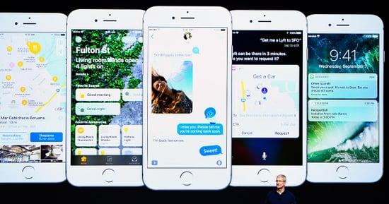 iOS 10 Has Arrived! These Are the Biggest Changes Happening on Your iPhone