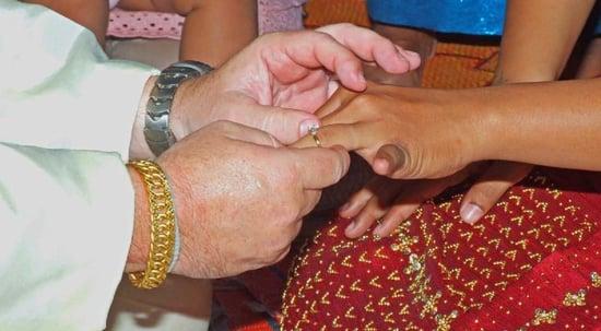 American Men Marrying Women in Thailand