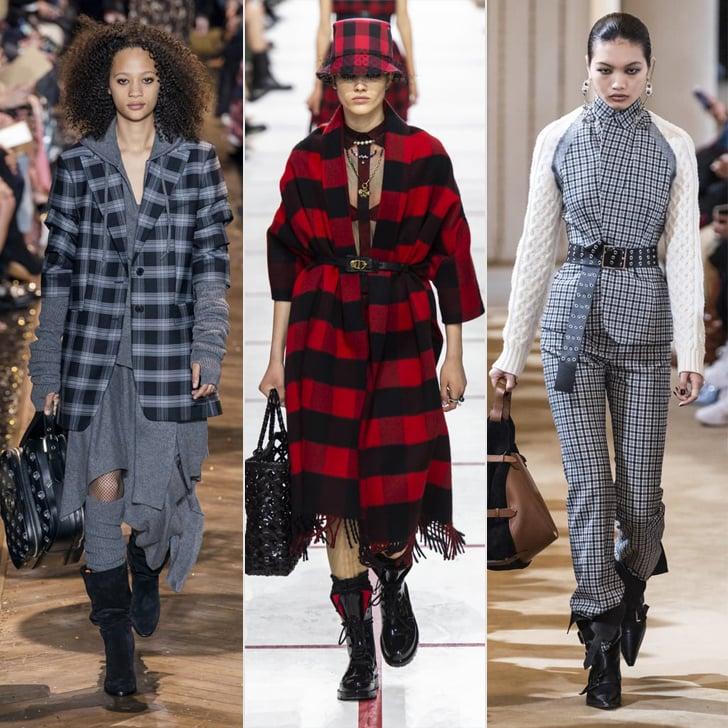 Autumn Fashion Trends 2019: Punk Plaid