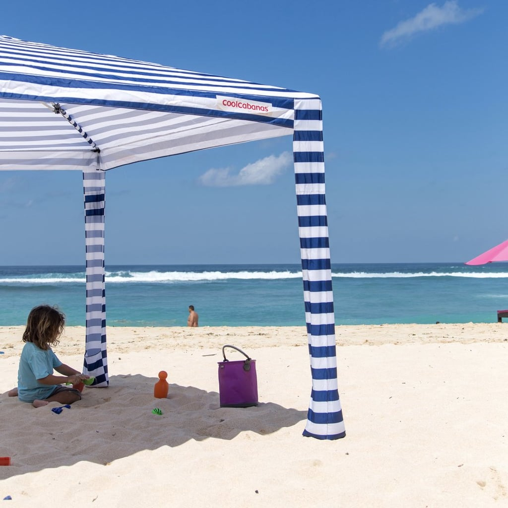 Coolcabanas Large Canopy Best Family Beach Tents And