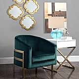 Iconic Home Monte Accent Club Chair