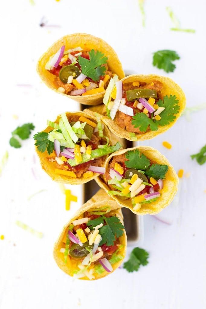 Taco Cones