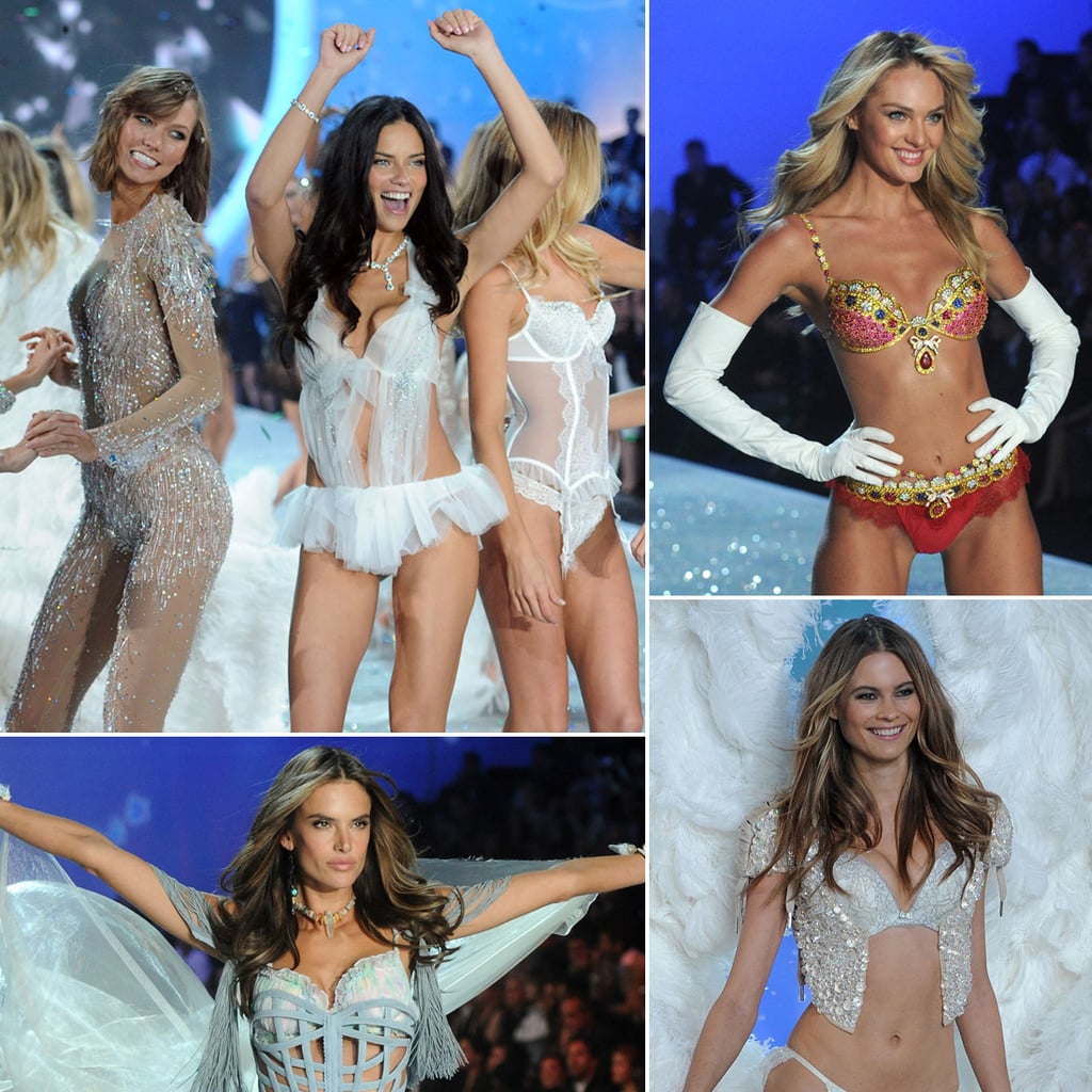 Best Pics & Highlights: 2013 Victoria's Secret Fashion Show