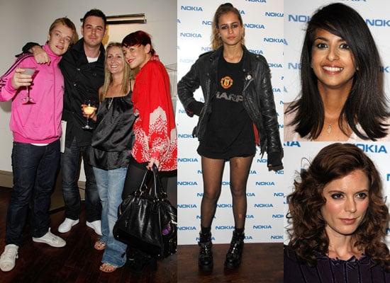 Photos Of Jaime Winstone, Alfie Allen, Danny Dyer, Konnie Huq, Emilia Fox at Nokia Party
