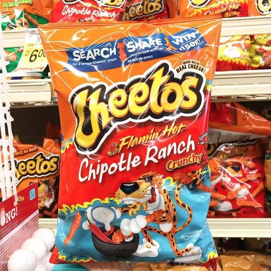 Flamin' Hot Chipotle Ranch Cheetos