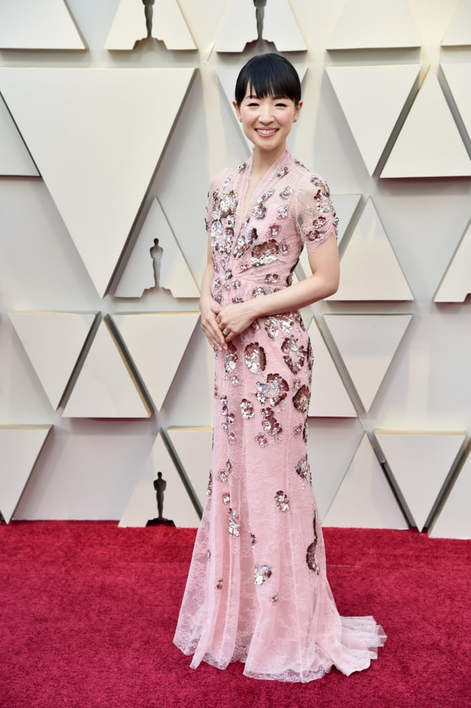 Marie Kondo at the 2019 Oscars