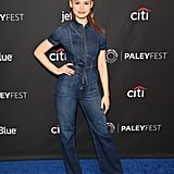 Madelaine Petsch at PaleyFest in 2018