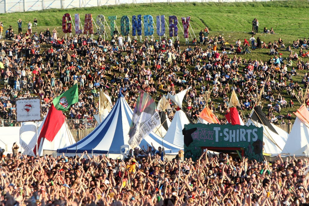 Greetings, Glastonbury!