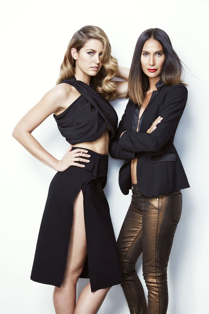 Jesinta Campbell and Lindy Klim for Joico x Starlight Foundation