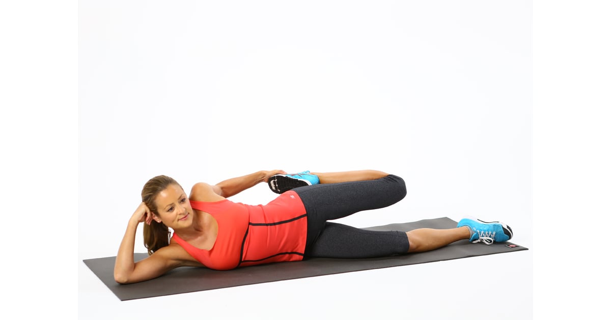Best Auto Recovery >> Lying Side Quad Stretch | Best Recovery Stretches ...