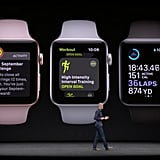 The new watchOS 4 comes with new ways to amp up your activity.