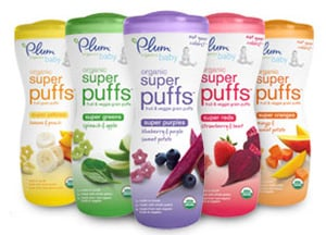 Plum Organic Super Puffs