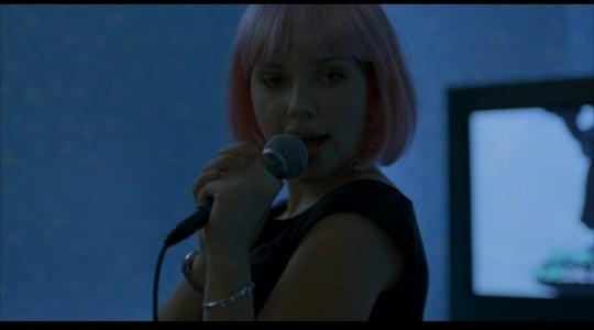 Scarlett Wants to Sing
